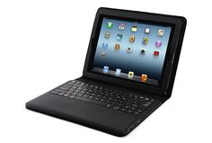 IPEVO Typi Folio Case Wireless Keyboard for the new iPad 3 and iPad 2 Unboxing Review