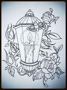 neo traditional tattoos - Pesquisa Google