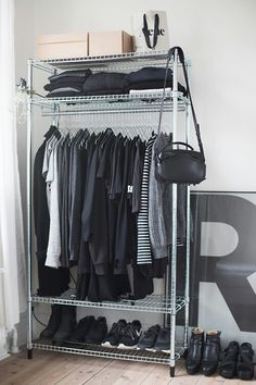 Acne studios black&white