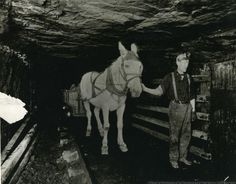 A Typical Fayette County, West Virginia coal mine circa 1900. My great-grandmother remembers when they brought coal up out of the mines with mules. My roots reach deep within these mines. Proud of it!