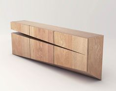 Sideboard concept by Natalia Wieteska, an interior and furniture designer by…