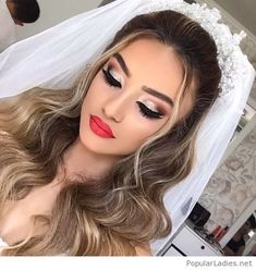Amazing hair and makeup for my wedding