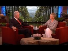 Bill Clinton on Going Vegan  Thank you Ellen and President Clinton.  Hey world lift the veil and find out the truth for yourself.  Earthlings   Forks Over Knives,  The China Study, Eating Animals, Why We Love Dogs, Eat Pigs and Wear Cows.  I pray that all those that wish to live a compassionate life realize the lives they can save and the positive impact that they may have on humanity and the world at large.  You ALL are Holy Beings capable of being a beautiful force of healing.