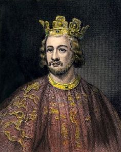 """King John """"Lackland"""" of England (House of Plantagenet) and son of King Henry II & the inspirational Eleanor of Aquitaine."""