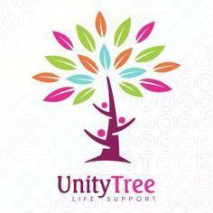 Sold Logo: Unity Tree