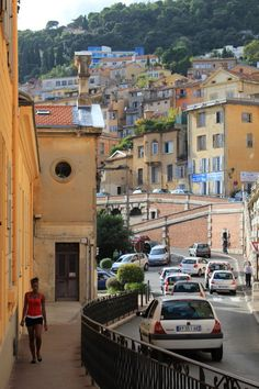 Grasse, France.  Planning a June trip with my sis