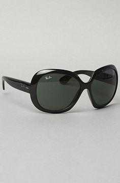 Ray Ban The Jackie Ohh II Sunglasses in Black : Karmaloop.com - Global Concrete Culture