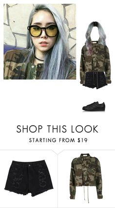 """""""°Audition for K.reature dance crew°"""" by girl-gang-official ❤ liked on Polyvore featuring Faith Connexion and adidas"""