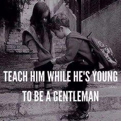 We need more gentlemen...YES!!!!