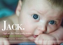 MINTED.COM  great birth announcements!