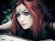 Bildergebnis für gothic eye make up