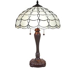 Shop for Amora Lighting Tiffany Style Cascades Table Lamp. Get free shipping at Overstock.com - Your Online Home Decor Outlet Store! Get 5% in rewards with Club O!