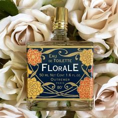 Outremer Florale French Eau De Toilette. This Florale scented Eau de Toilette is a fragrance with the quality and intense beauty of a perfume, at a fraction of the price! The bottle and fragrance are produced in the centre of Paris with a dainty design that is reminiscent of 1920s France, inspired by the naturally angelic scent of Parisian gardens and French flower Markets. Formerly L'Aromarine.£12.99