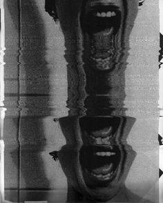 Psycho Scan ((◐0̃◐) Aesthetic Art, Aesthetic Pictures, Grunge, Photo D Art, Wow Art, Glitch Art, Pics Art, Psychedelic Art, Dark Art