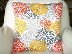 OUTDOOR Throw Pillow Covers Decorative Cushion by FabricJunkie1640