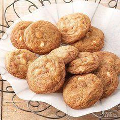 Cinnamon-Chipper Snickerdoodles #cookiessnickerdoodle