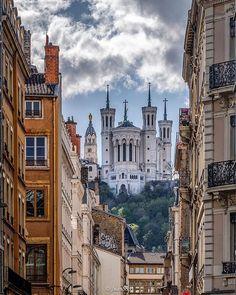 Lyon, France (from Instagram) Ville France, Lyon France, Paris France, Lyon City, France Photography, City Photography, Corsica, Loire Valley, Castles