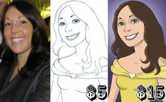eadgery : I will draw your Disney portrait and send it to you electronically for $5 on fiverr.com
