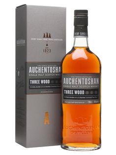 Review #282 - Auchentoshan Three Wood #scotch #whisky #whiskey #malt #singlemalt #Scotland #cigars