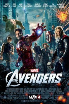 The Avengers ~ Movie Poster