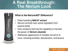 ingredients for nerium ad - Google 검색