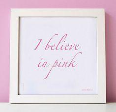@Lisa Gillies, I believe! I really do!  (Love it, thanks!)