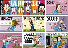 Garfield  comic for Apr/12/2015