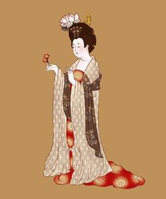 tang dynasty clothing - Google Search