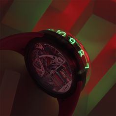 HYT IS AN ESTABLISHED MASTER AT ENABLING ART AND SCIENCE TO SHARE THE SAME SPACE.⠀ #timeisfluid #hytwatches Enabling, Science, Space, Red, Watches, Twitter, Collection, Floor Space, Wristwatches