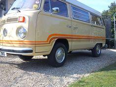 CLASSIC VW 70S STRIPE - Google Search