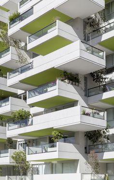 Galería de Edificio VIVIR PERMEABLE / Arquitectura X - 23