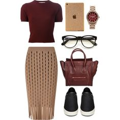 Untitled #12 by oksana-m on Polyvore featuring polyvore fashion style Marni Alexander Wang CÉLINE Louis Arden Wildfox