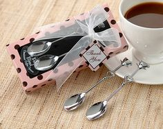 2 Pcs/set Creative Practical Small Stainless Steel Couple Coffee Spoons heart-shaped handle for kids Wedding Gift Free Shipping
