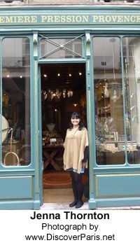 Jenna Thornton, an American in Paris who is passionate about...olive oil! http://www.discoverparis.net/newsletter/An-American-in-Paris-Jenna-Thornton.html