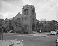 Sixth United Presbyterian Church, Northeast corner of & Woodlawn. South Side Chicago, Chicago Neighborhoods, Hyde Park, Old Pictures, Nifty, Pretty Dresses, Egypt, The Neighbourhood, Corner
