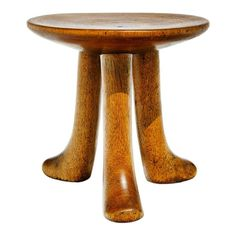 Oromo Stool / Headrest   From a unique collection of antique and modern tribal art at http://www.1stdibs.com/furniture/more-furniture-collectibles/tribal-art/