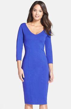 FELICITY & COCO Midi Sheath Dress (Nordstrom Exclusive) | Nordstrom