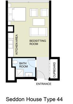Seddon House Type 44