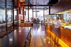 The results for AIA Houston's design awards are in. Restaurant Concept, Restaurant Design, Interior Design Photography, Solar Shades, French Bistro, Building Exterior, Design Awards, Fine Dining, Architecture Design