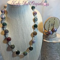Krafty Max Original Hand-Beaded Jewelry and Art Creations