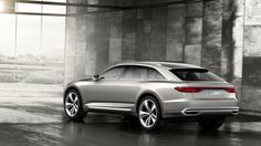 Audi reveals Prologue Allroad concept ahead of Shanghai