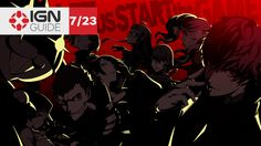 Story Mission: 7/23 - Persona 5 Walkthrough Meet up with the team and discuss what you've learnt from the woman in Leblanc as well as what Alibaba has to say. April 06 2017 at 09:37PM  https://www.youtube.com/user/ScottDogGaming