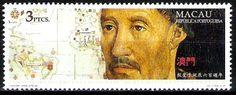 Selos - Afinsa nr - - - - (Macau-Portugal 1994). - 1994 - Inf. D. Henrique - Emissão Conjunta com o Brasil e Macau