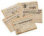 xx Birthday Seasonal Anniversary Newspaper 31 March 1933 - 1933, ANNIVERSARY, BIRTHDAY, March, Newspaper, Seasonal