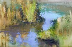 How do you know when your painting is done? Get advice from Richard McKinle at ArtistsNetwork.com