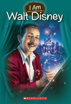 Disney makes a great read for several reasons-- he had an interesting life, with as many difficulties as successes. Review by Ms. YingLing Reads.