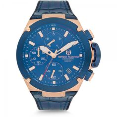 Ceasuri Barbati :: Ceas Sergio Tacchini Heritech ST.9.105.05 - Sergio Tacchini Watches Sergio Tacchini, Omega Watch, Watches, Men, Accessories, Crystal, Wristwatches, Clocks, Guys