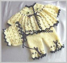 (4) Name: 'Crocheting : JC27NB-Baby crochet pattern