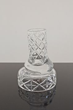 Simon Klenell | Hex Edit (Vase) | 2014, Crystal | Unique | Sweden