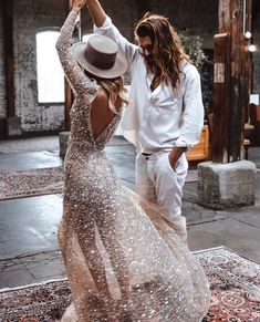 Don't let first dance jitters stop you from having your romantic moment. DJ Malike shares how to overcome your nerves and prep for the first dance at your wedding. Backless Wedding, Bohemian Wedding Dresses, Sexy Wedding Dresses, Wedding Dress Sleeves, Wedding Gowns, Lace Wedding, Illusion Dress, Dress Out, Special Occasion Dresses